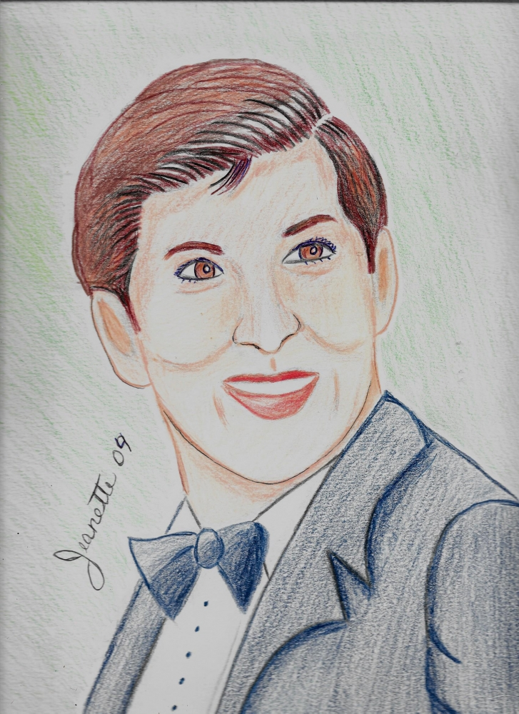 Dean Martin by Jeanette